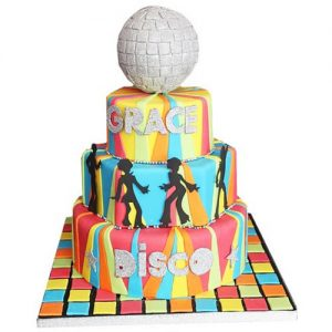 Create Your Own Cake Idea