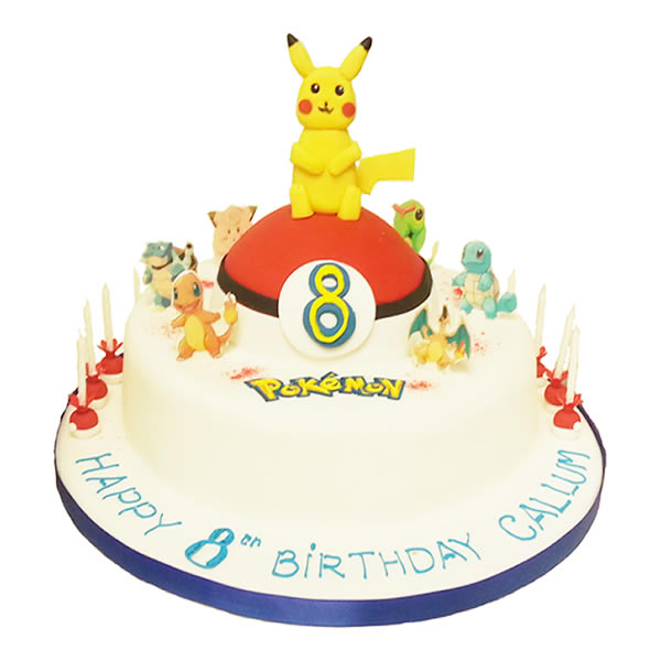 Pokemon pikachu cake pokemon pikachu cake publicscrutiny Images