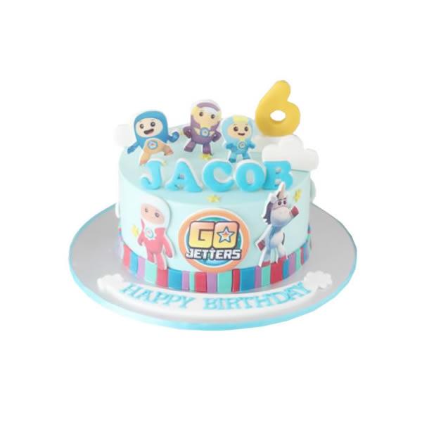 Vegan Birthday Cake Glasgow