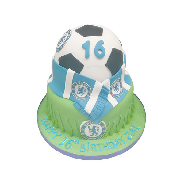 Remarkable Football Fan Birthday Cake Personalised Birthday Cards Paralily Jamesorg