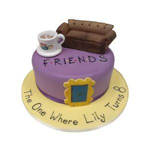 Friends-Birthday-Cake