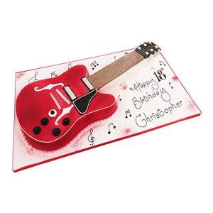 Guitar-Birthday-Cake